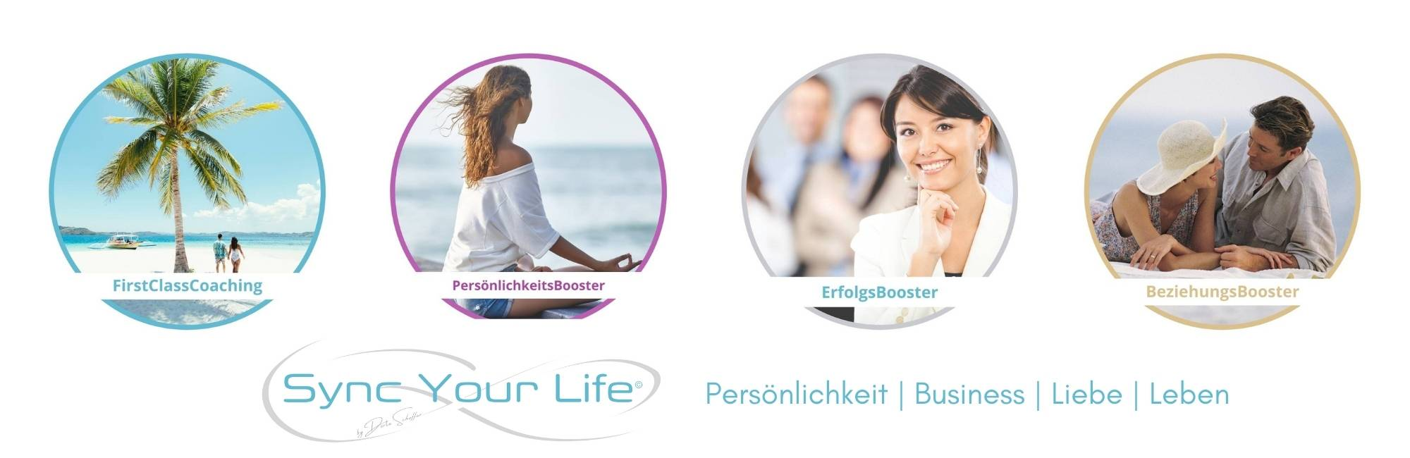 In-Success Coaching und Mentoring in allen Lebensbereichen