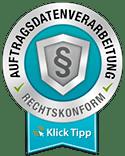 Klick-Tipp Siegel